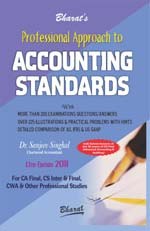 Buy Professional Approach to ACCOUNTING STANDARDS